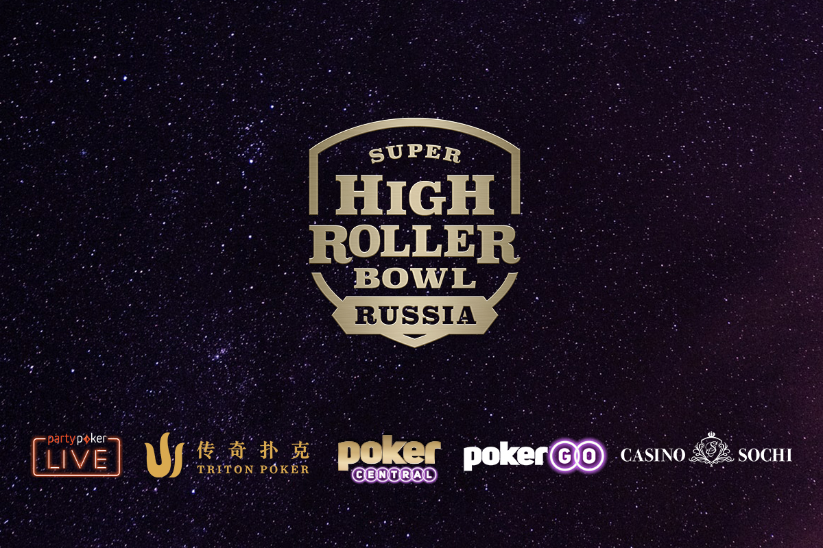Super High Roller Bowl Russia