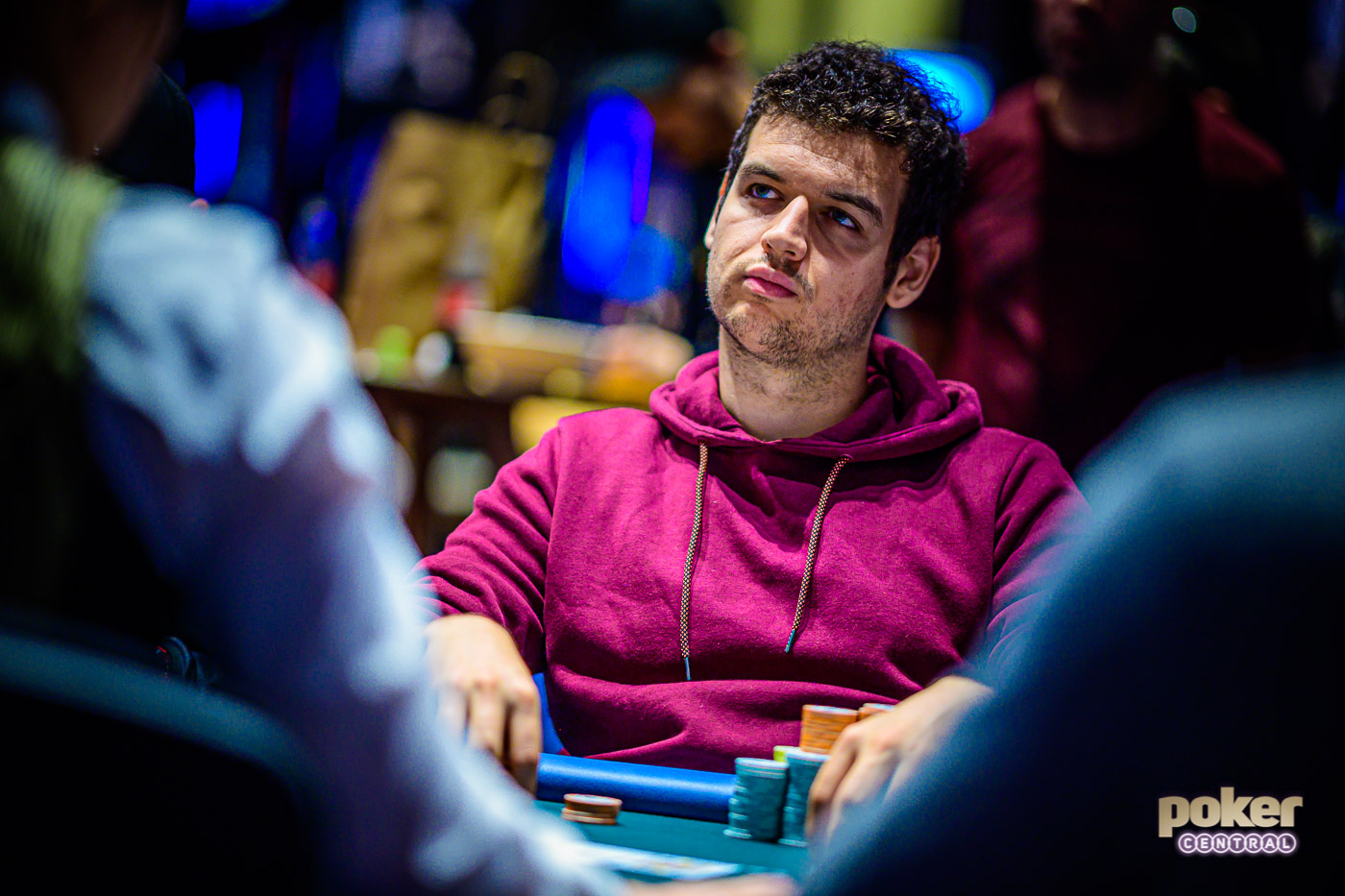 Michael Addamo Leads Australian Poker Open Main Event Final Table