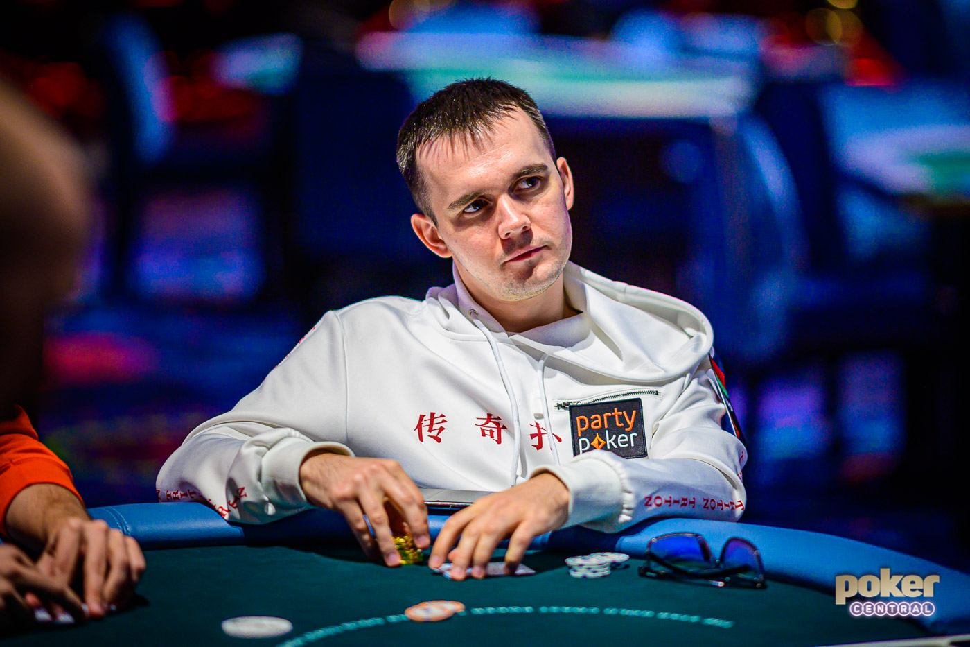 Turn Bet Win For Mikita Badziakouski Poker Central