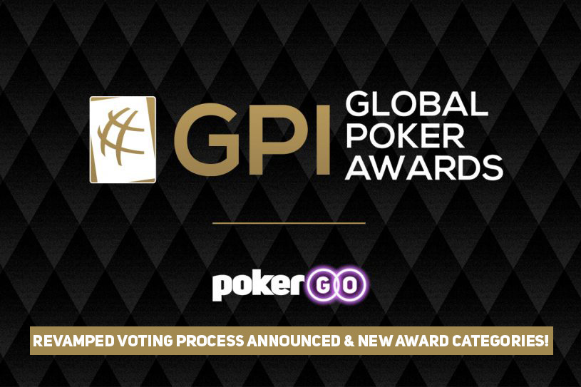 Global Poker Awards New Categories