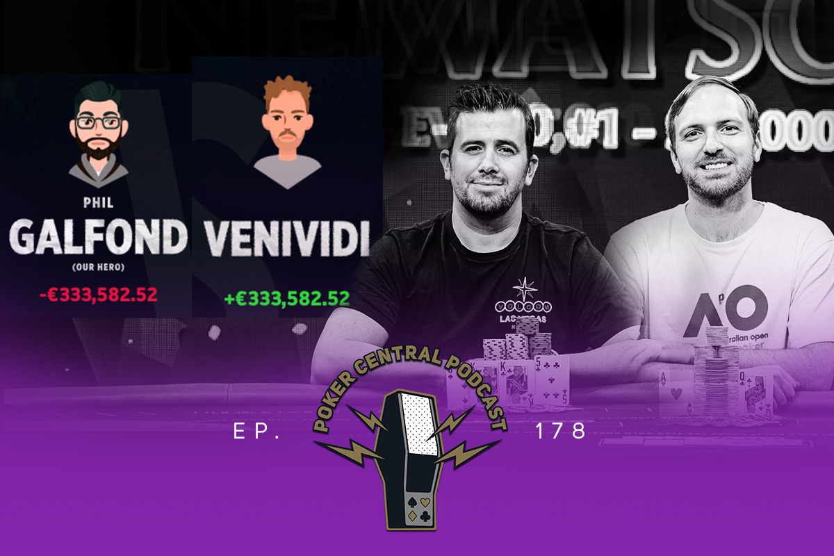 Poker Central Podcast Episode 177