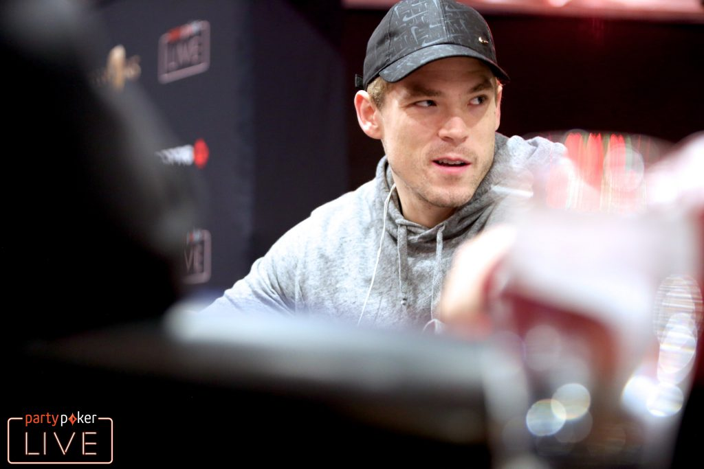 Alex Foxen (photo: Mickey May/partypoker)
