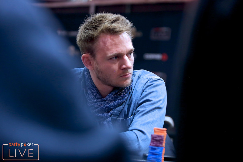 Robert Heidorn (photo: Mickey May/partypoker)