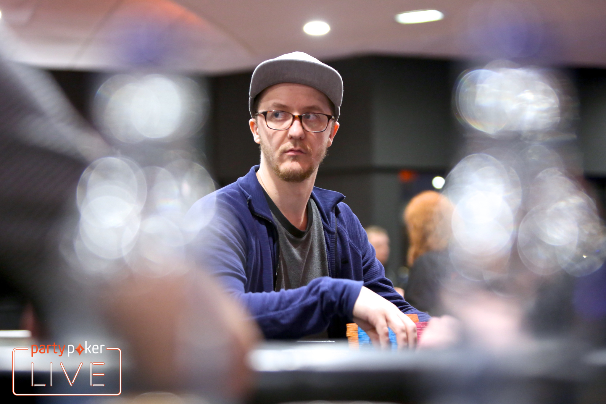 Kahle Burns (photo: Mickey May/partypoker)