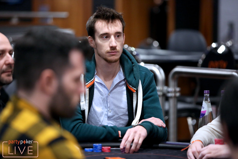 Benjamin Chalot (photo: Mickey May/partypoker)