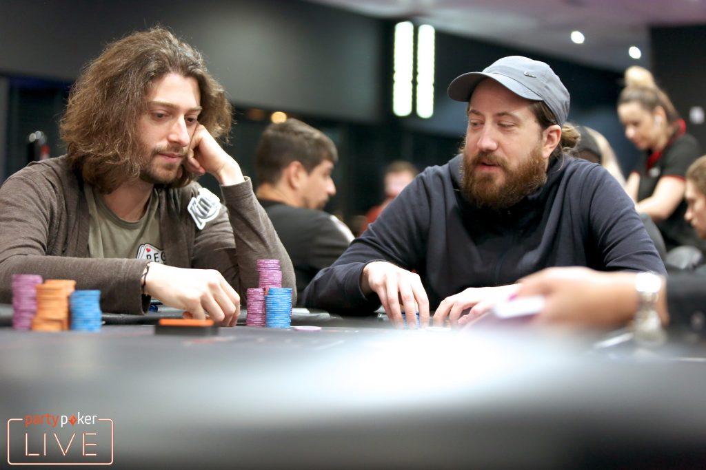 Igor Kurganov and Steve O'Dwyer