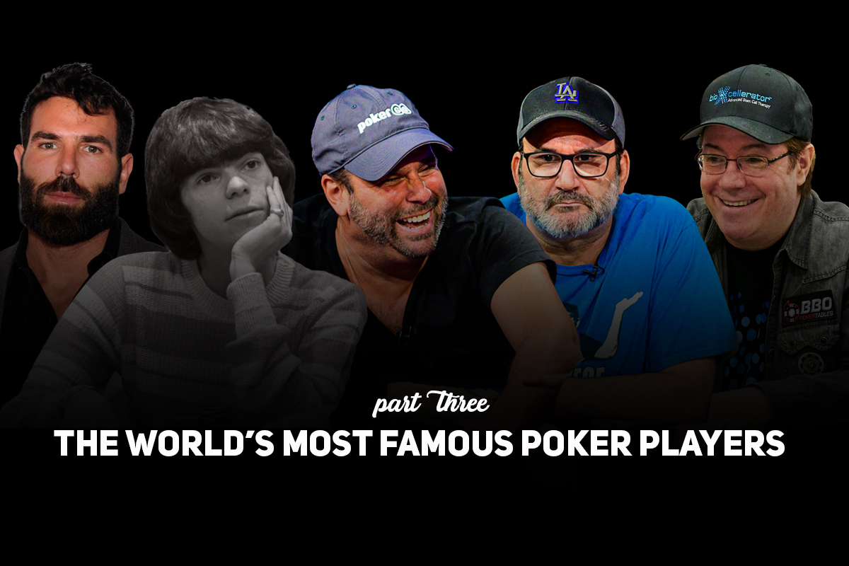 Famous poker players