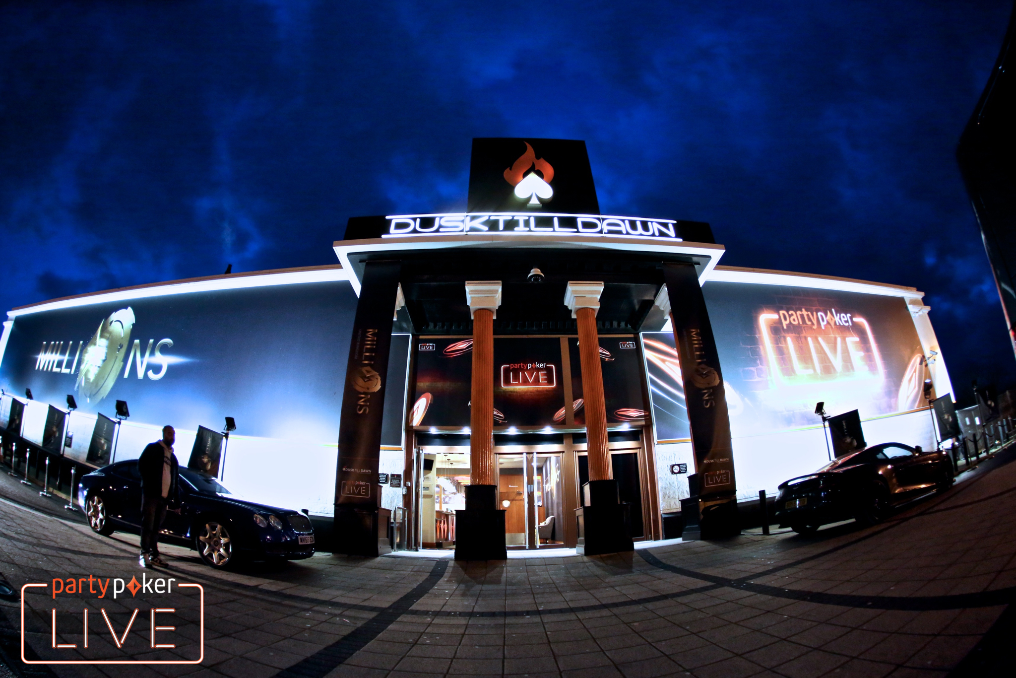 Dusk Till Dawn Poker and Casino (photo: Mickey May/partypoker)