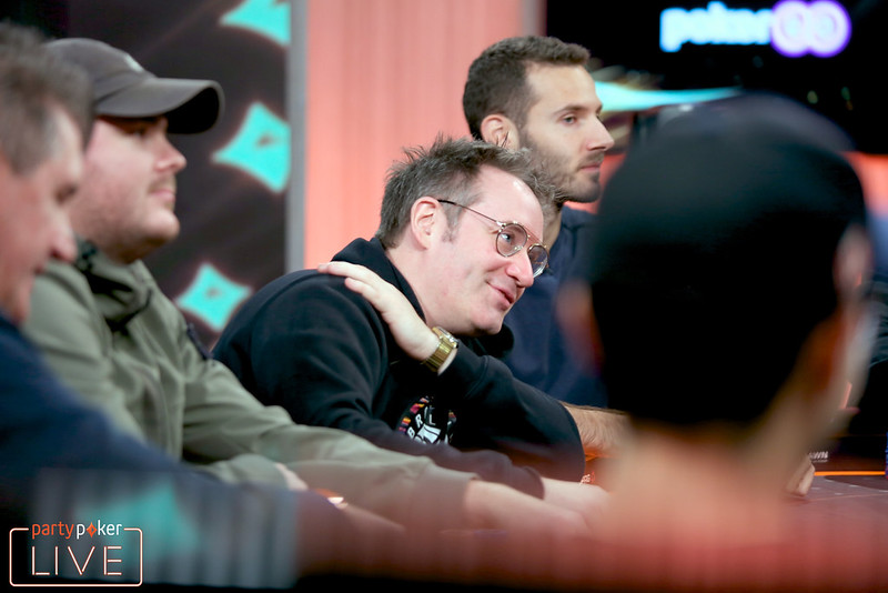 Sam Grafton (photo: Mickey May/partypoker)
