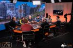 partypoker MILLIONS South America Main Event TV Table