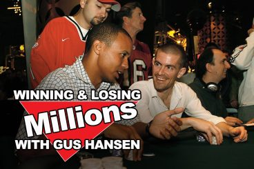 Winning and Losing Millions with Gus Hansen
