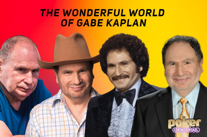 Best of gabe kaplan high stakes poker tournaments