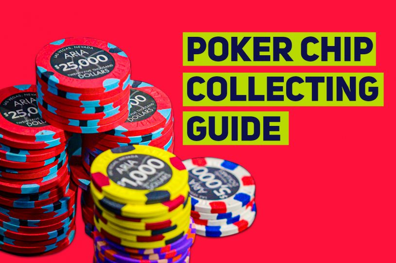 poker chip collecting guide