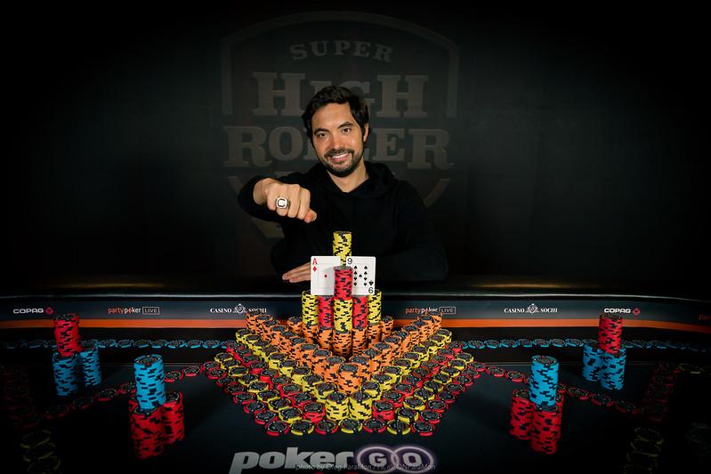 Timothy Adams (foto: PokerCentral)