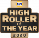 NAPA High Roller of the Year 2020