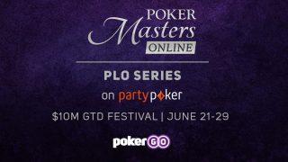 Poker Masters Online PLO Series