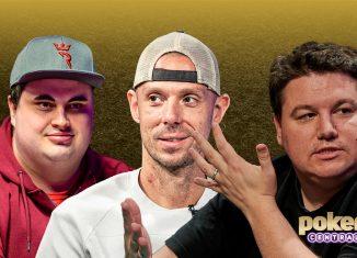Chris Kruk, Matt Berkey, Shaun Deeb