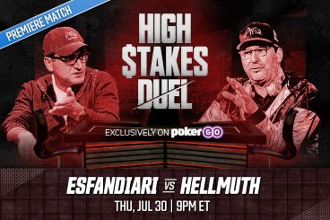 HIGH STAKES DUEL | ROUND 1