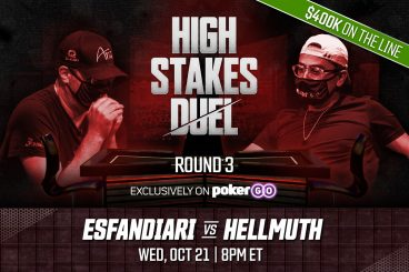 High Stakes Duel | Round 3 for $400k!