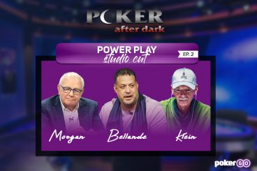 Poker After Dark Power Play Studio Cut Episode 2 on Tonight at 8 p.m. ET