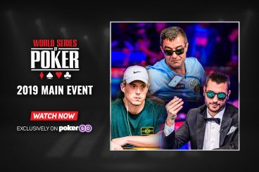 2019 WSOP Main Event on PokerGO - Relive Hossein Ensan's Victory