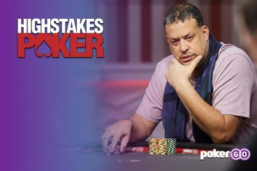 The Return of High Stakes Poker with Jean-Robert Bellande