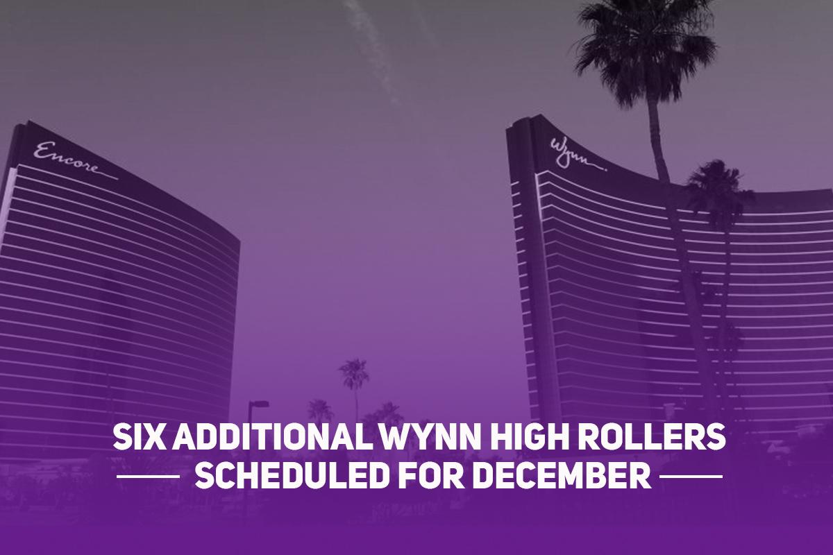 Wynn High Rollers