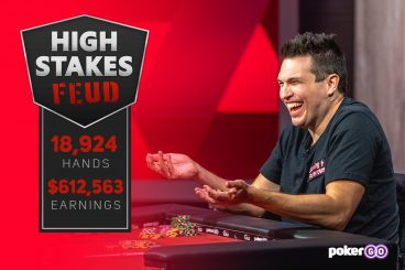 Doug Polk Leads Daniel Negreanu by $612,563 After 18,924 Hands in High Stakes Feud