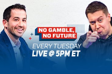 No Gamble, No Future Episode 5 on Today at 5 p.m. ET with Phil Hellmuth and Daniel Negreanu