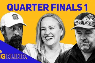 Rewatch Quarterfinals - Game 1 of The Big Blind on YouTube and Facebook