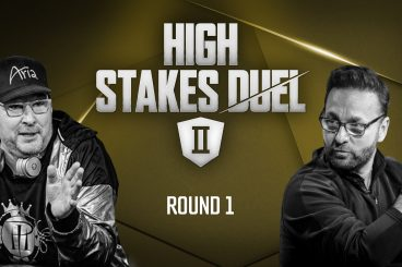 High Stakes Duel II | Round 1 for $100k!