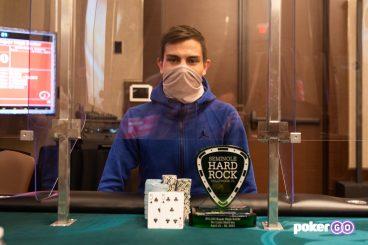 Arthur Conan Wins $50K Super High Roller for $733,320