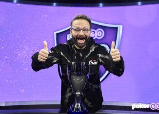 Daniel Negreanu Crowned 2021 PokerGO Cup Champion