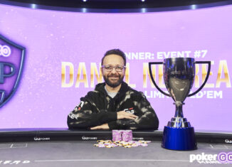 Daniel Negreanu wins Event #7 of the 2021 PokerGO Cup