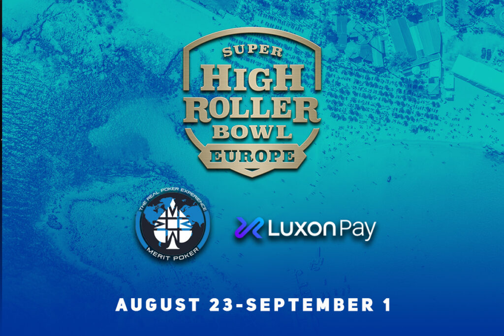 Super High Roller Bowl Europe Preview: Schedule, History, and More