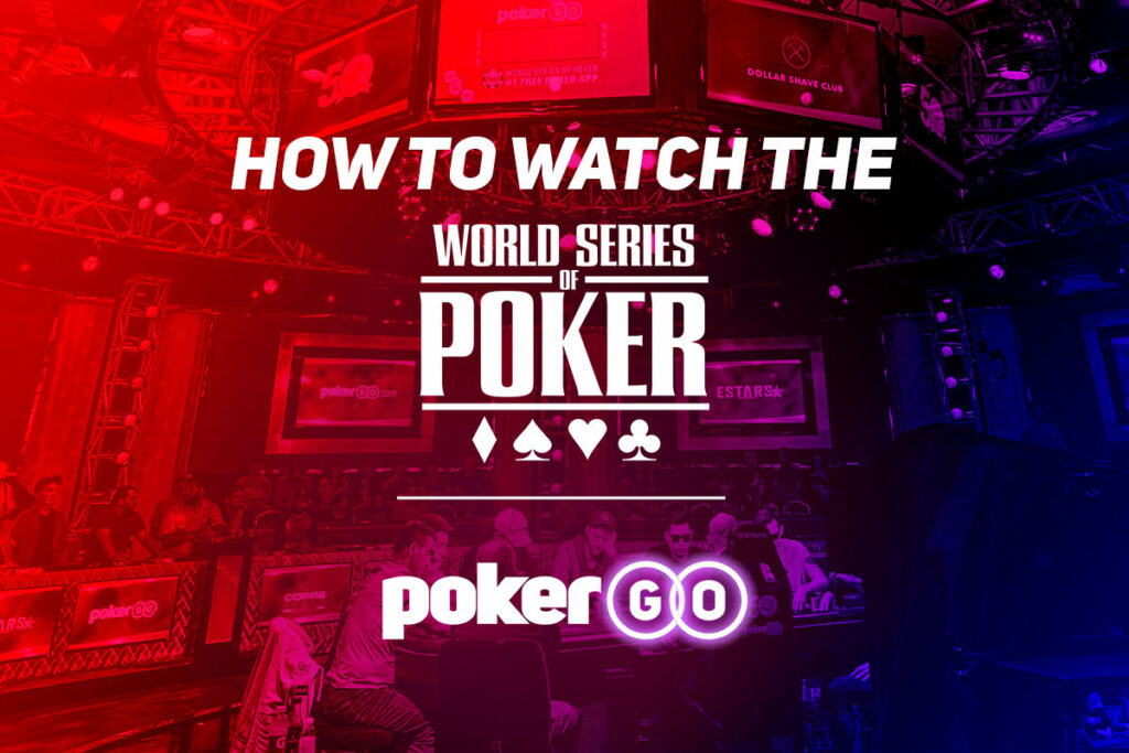 How To Watch the WSOP