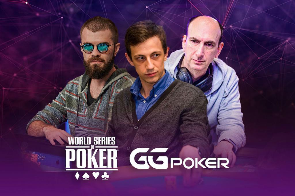 Vandyshev, Seidel, and Papazian Headline GGPoker WSOP Online Bracelet Winners