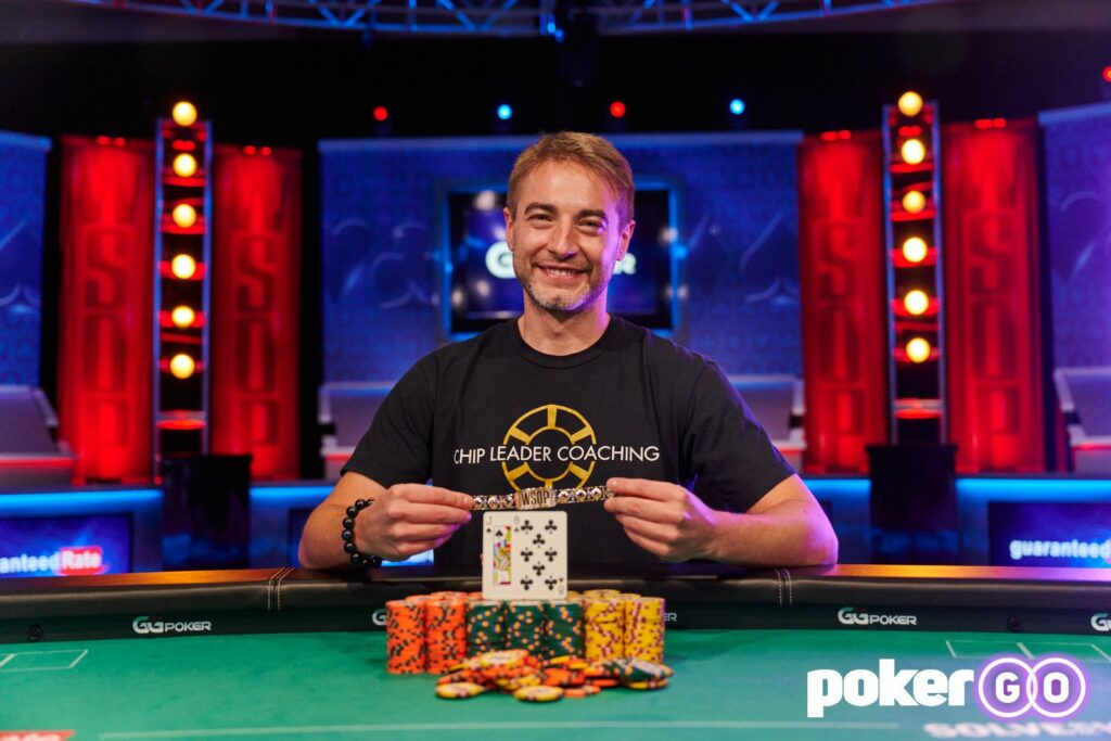 WSOP Review Day 17: Chance Kornuth Wins Third WSOP Bracelet in Short Deck Victory, Hellmuth Second of Ten Remaining in Lowball Event