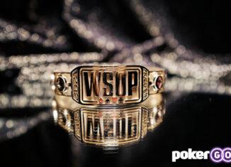 2021 WSOP Gold Bracelet
