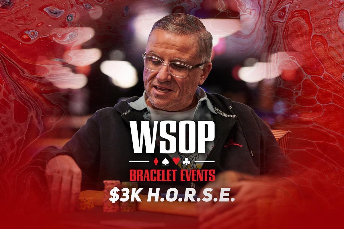 2021 WSOP Event #32: $3,000 H.O.R.S.E.