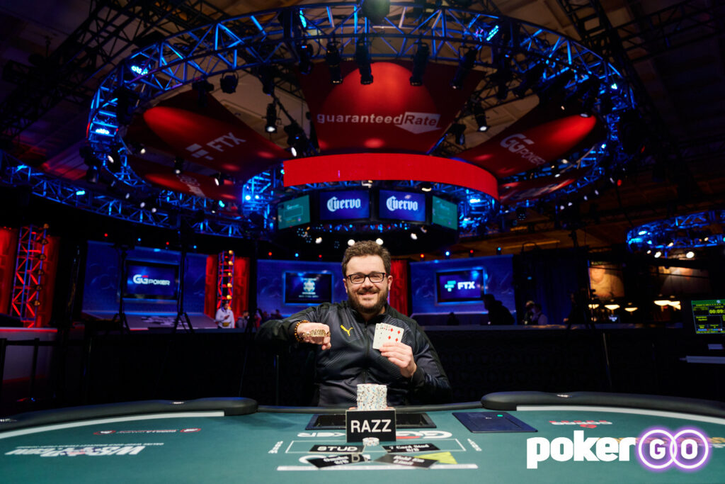 Anthony Zinno Does It Again, Winning for the Second Time at the 2021 WSOP