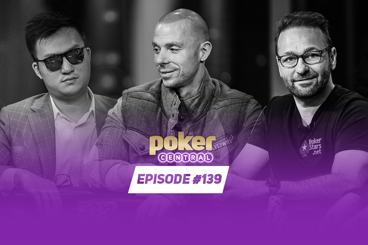 Oscar Ng, Matt Berkey, and Daniel Negreanu headlined Super High Roller Cash Game on PokerGO!