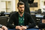 Matas Cimbolas has his work cut out for him at the LAPC World Poker Tour final table on PokerGO today.