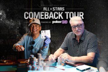 Armando Mesina and Farid Karimi Wins RGPS: All-Star ProAm Seats at Jamul Casino San Diego