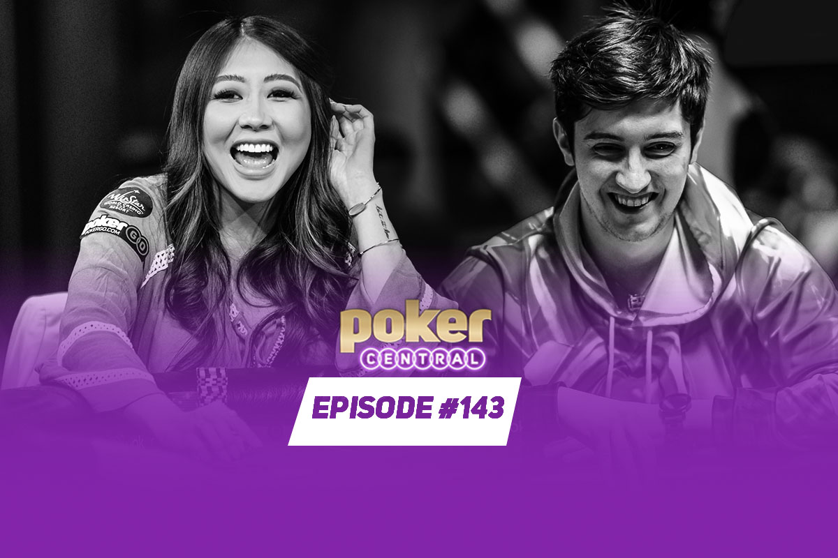 Maria Ho and Ali Imsirovic jump on the Poker Central Podcast to talk WPT and ARIA High Rollers.