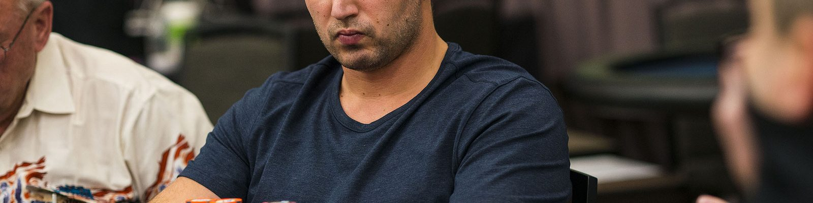 Darren Elias has four WPT wins and eyes a fifth at the LAPC. (Photo courtesy of the WPT)