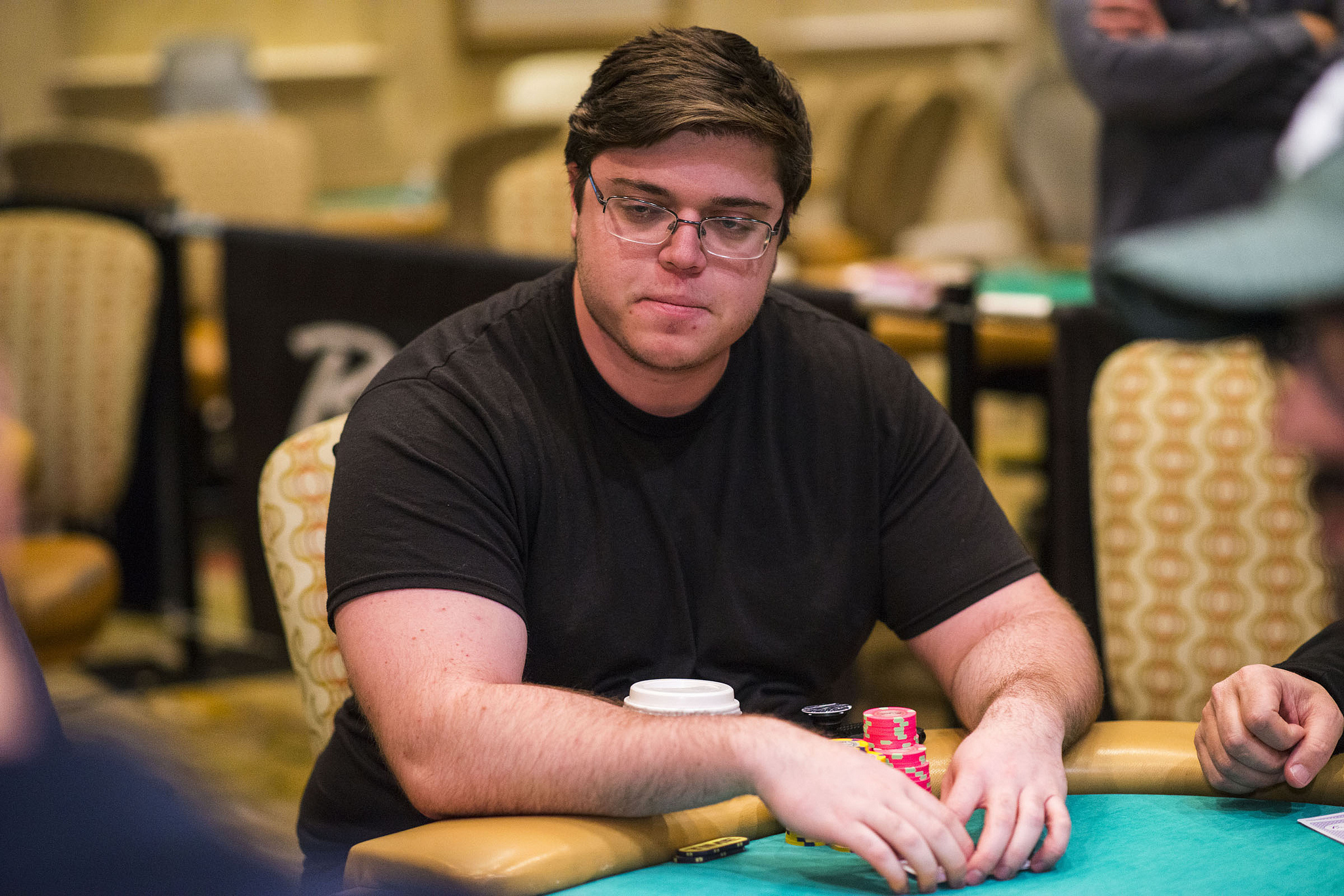Ian O'Hara is one of the top contenders as the WPT Borgata Winer Poker Open hits PokerGO live next week!
