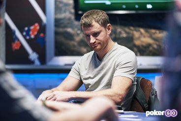 David Peters Leads the Final Four Players of Event #10 $10,000 Short Deck