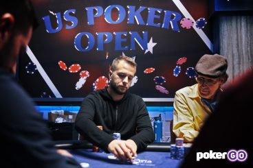 Ivan Zufic Leads the Final Six Players of Event #11: $25,000 No-Limit Hold'em
