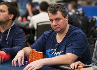 Andrew Zaichenko leads the way headed into Day 3 of the WPT L.A. Poker Classic.